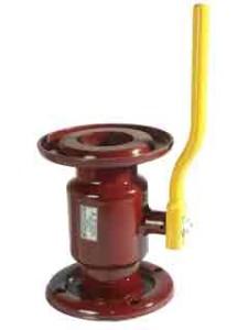 Краны шаровые для нефтепродуктов (КШН)